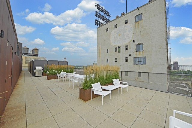 Minneapolis contemporary patio