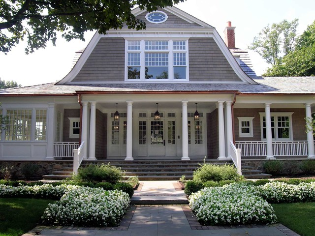 Classic Shingle traditional-exterior