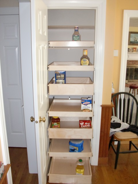 pantry pull out shelves boston by shelfgenie of. Black Bedroom Furniture Sets. Home Design Ideas