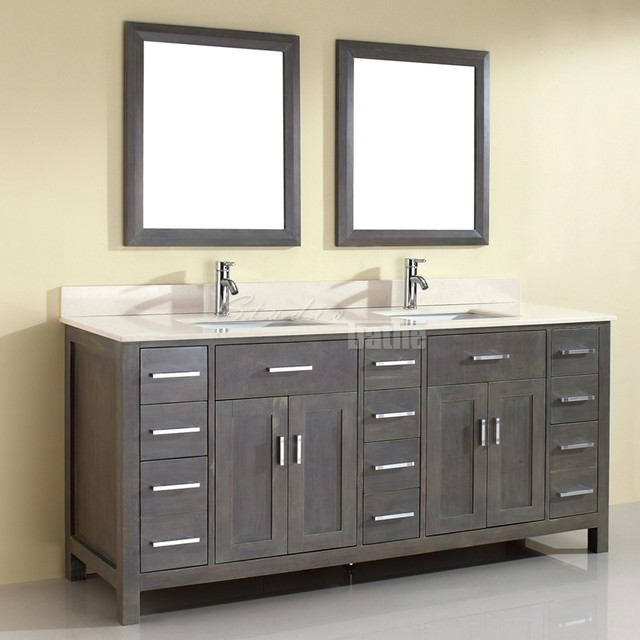 Lastest  Vanities Country Bathroom Design Ideas And Rustic Utility Sinks
