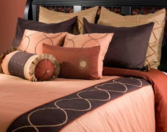 Rizzy Rugs Spring Duvet Set contemporary duvet covers