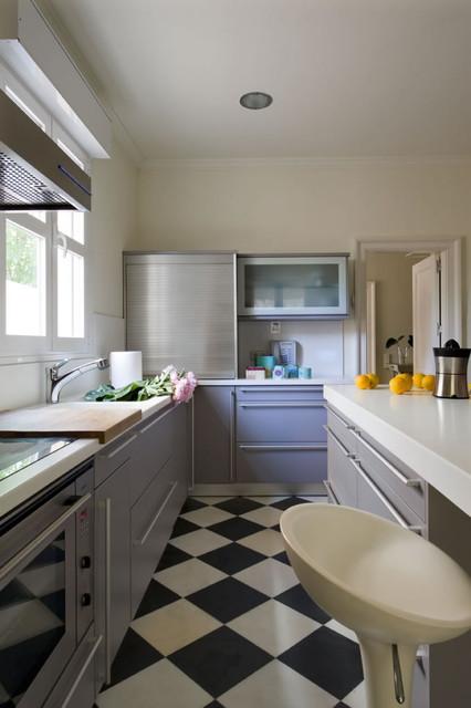 Midtown Residence - Atlanta contemporary-kitchen