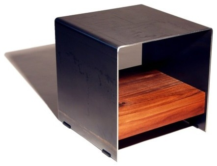 Cubic End Table modern-side-tables-and-end-tables