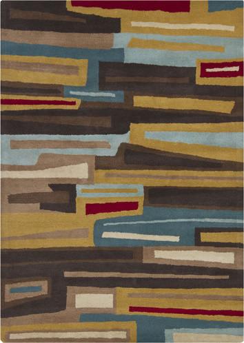 Gagan Rug modern-rugs