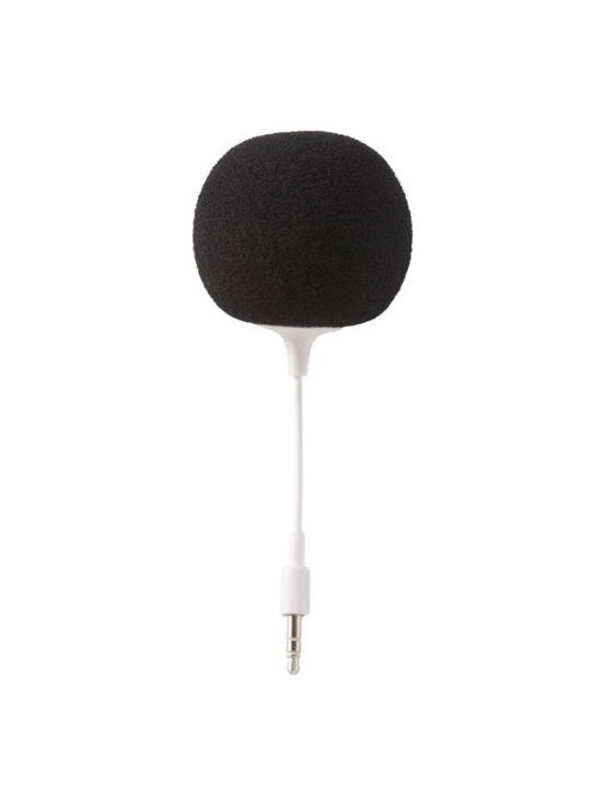 Music Balloon from Design Within Reach - a rechargeable auxiliary mono speaker for your Apple® iPod® or other portable audio device.