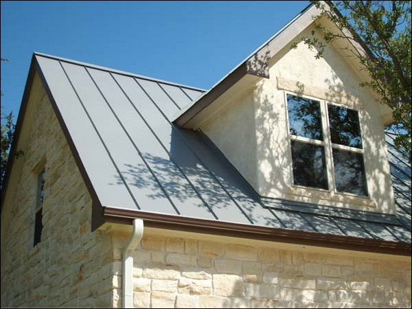 Irvin Metal Roofing - Residential/Commercial - Texas Hill Country - Metal Roofs eclectic exterior