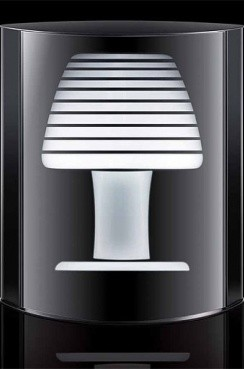 Mirage Table Lamp modern-table-lamps