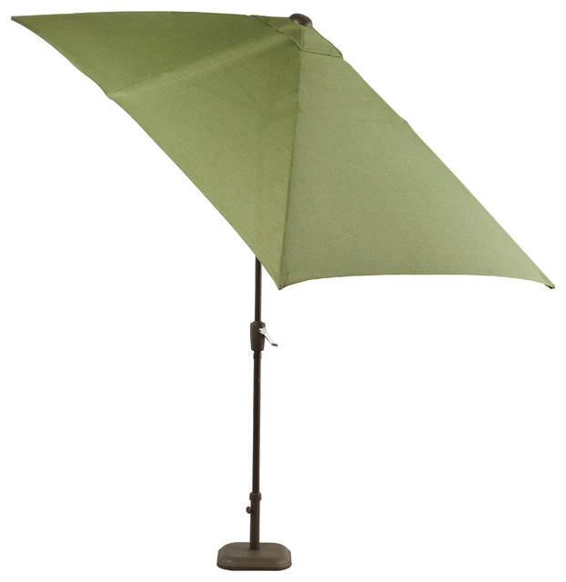 Codeartmediacom Rectangular Outdoor Umbrella