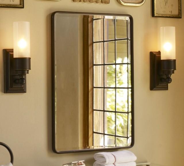 Vintage Recessed Medicine Cabinet - Traditional - Medicine Cabinets - by Pottery Barn