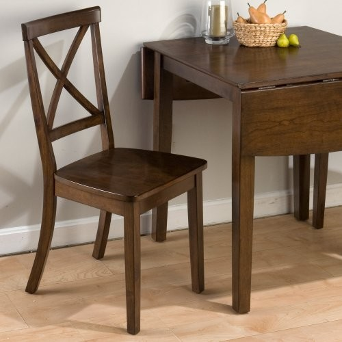Jofran Taylor X-Back Dining Chairs - Set of 2 modern-dining-chairs