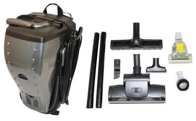 Gruene Vacuum. Back Up Back Pack Multi Purpose Home Cleaning System GR-BKUP contemporary-vacuum-cleaners