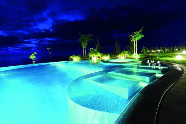 Wael Farran mediterranean-pool