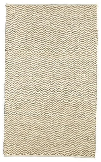 Jute Chenille Herringbone Rug, Natural/Ivory contemporary rugs