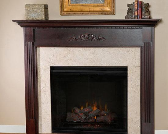 Allegheny Wood Fireplace Mantel -