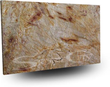 Necarado Quartzite Slab contemporary-kitchen-countertops