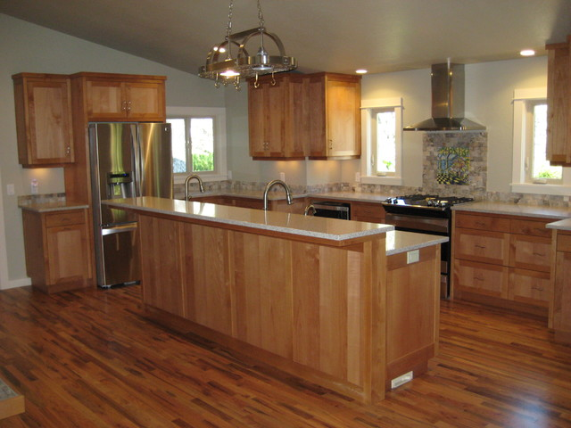 Kitchen remodels traditional kitchen