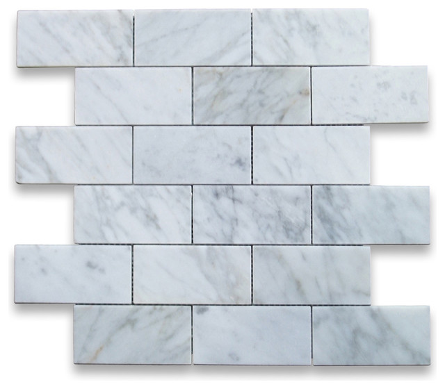 Mosaic Tile Polished Marble From Italy Tile By Stone Center