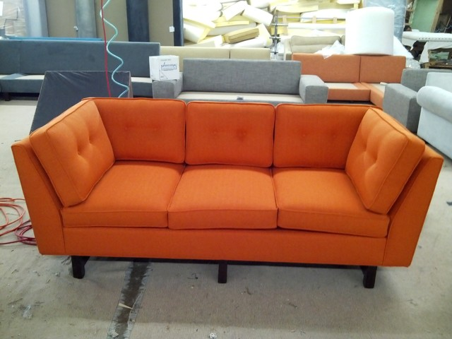Eclectic Sofa : ... VINTAGE INSPIRED DESIGN - Eclectic - Sofas - dallas - by Monarch Sofas