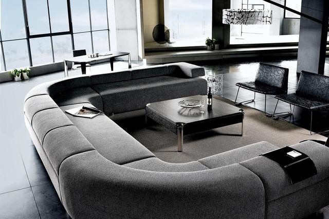 G sofa big style modern sofas toronto by limitless for Sofa zum schlafen