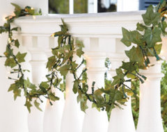 Ivy String Lights traditional outdoor lighting
