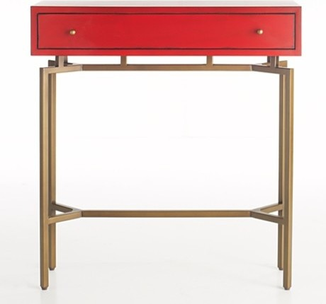 Mitchell Gold Console Table All Products / Living / Coffee & Accent Tables / Side & End Tables
