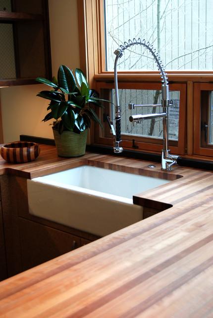 ... Block Countertops - Kitchen Countertops - other metro - by Green Depot