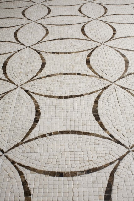 Luxury Tile Mosaic floor-tiles