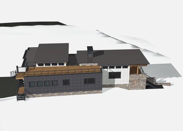 Price Residence contemporary-rendering