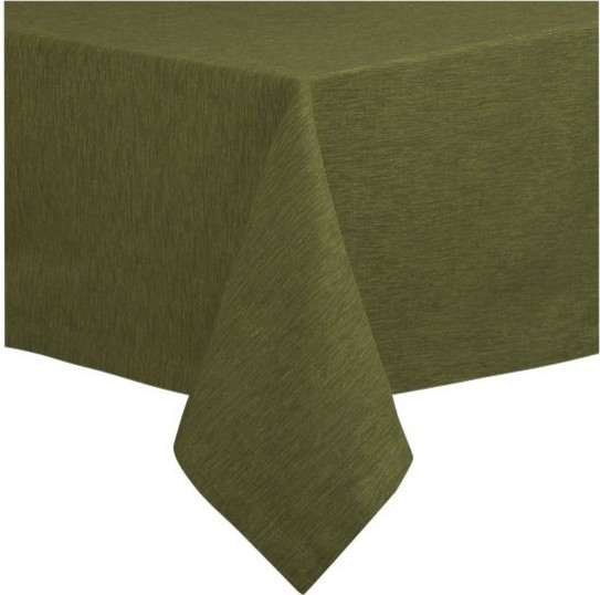 Linden Ivy 60x120 Tablecloth modern table linens