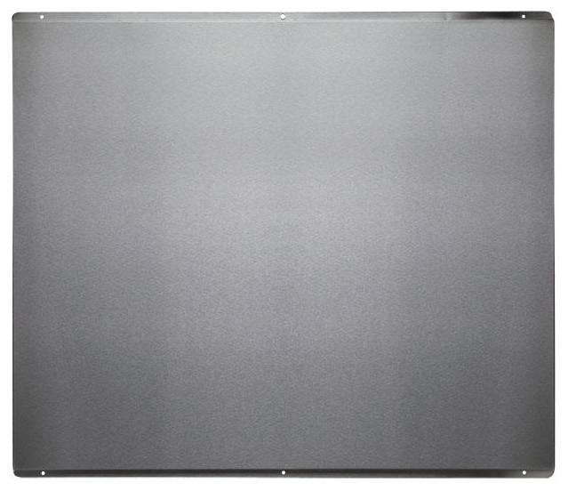"36"" Stainless Steel Range Hood Backsplash contemporary-range-hoods-and-vents"