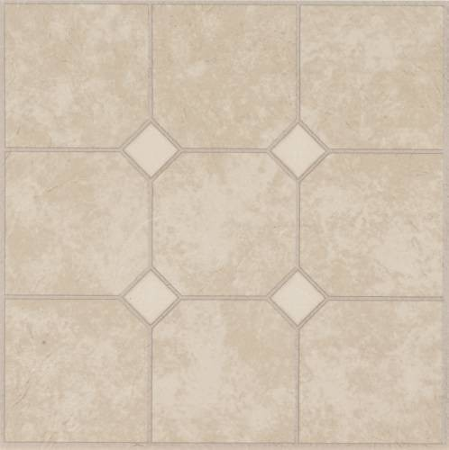 Armstrong Units Self Adhesive Floor Tile Beige Sand Contemporary vinyl