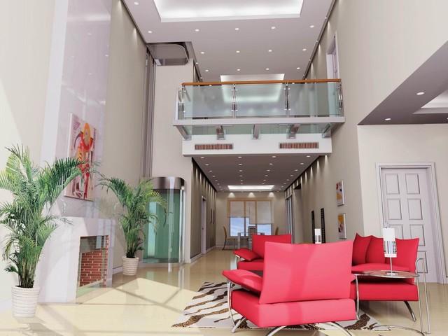 Residential Elevator contemporary-interior-elevation