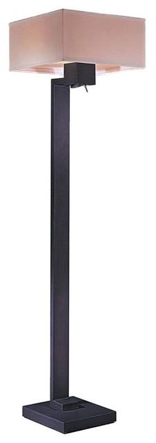 George Kovacs by Minka P346-617 Floor Lamp - Bronze - 15W in. modern-floor-lamps