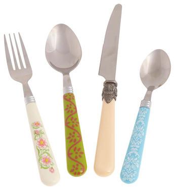 Cutensils Cutlery Set contemporary-flatware