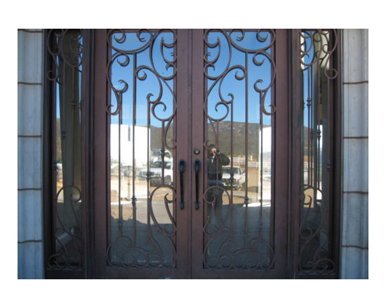 Residential Door Installation Aliso Viejo - Marquez Iron Work - Aliso Viejo residential custom door installation expert service at very competitive price.