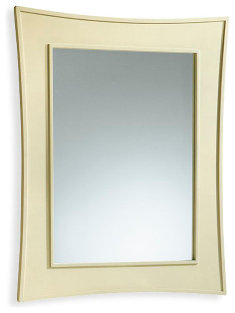 bathroom vanity mirror from provinity collection contemporary bathroom
