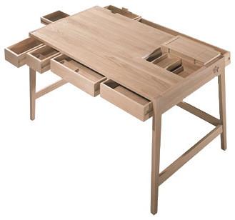 Wewood BS01 Desk modern-desks-and-hutches