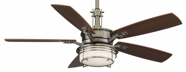 Fanimation The Andover Ceiling Fan in Pewter contemporary-ceiling-fans