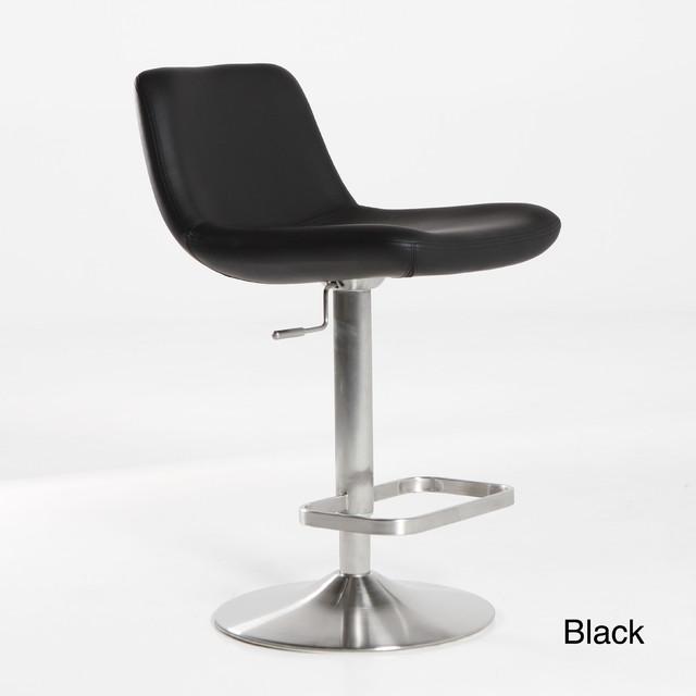 dixon adjustable height swivel mid back stool
