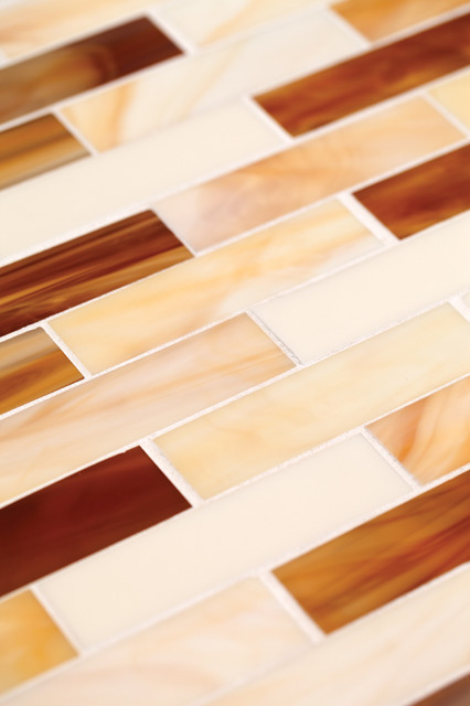 Kaleidoscope Onyx modern kitchen tile