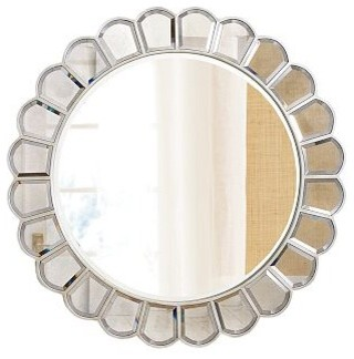 Garbo Mirror eclectic mirrors