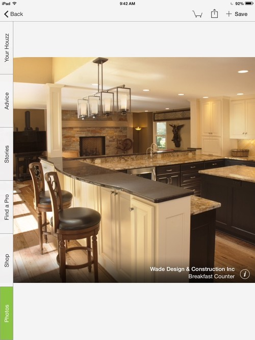 Bar Height Vs Counter Images Standard Kitchen