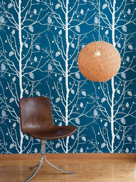 Ferm Living Family Tree Wallpaper - Ferm Living Family Tree Wallpaper