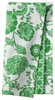 ... House At Target Green Napkins - Contemporary - Napkins - by Target