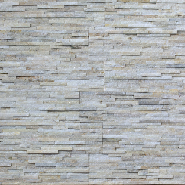 Realstone Systems Thin Silver Alabaster Shadowstone - Siding And Stone Veneer - detroit - by ...