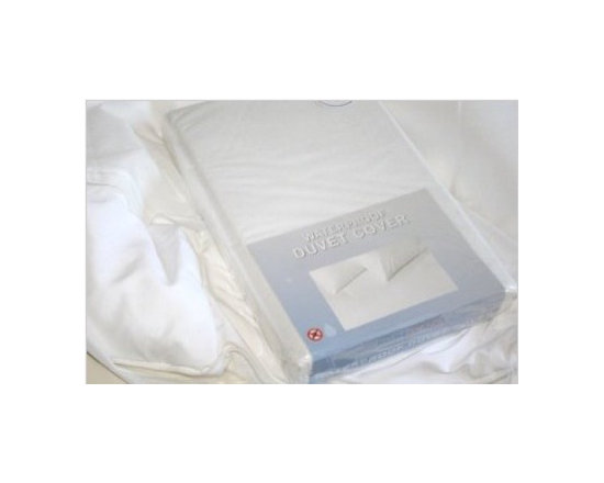 Waterproof Polypropylene Duvet Protector - 100% polypropylene mattress protectors, an economical yet effective solution. Fully elasticated for a perfect fit