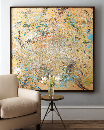 John-Richard Collection Cosmos Jinlu Abstract traditional artwork