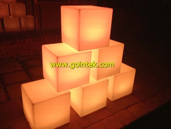 Wall Light Cube For Holding Things modern-footstools-and-ottomans