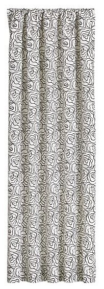 Zoey Curtain Panel eclectic curtains