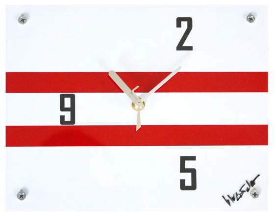 Modern Industrial Clock modern-clocks